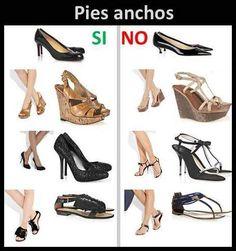 Zapatos Para Pies Anchos