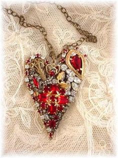 Heart Pendent (I really love this!)