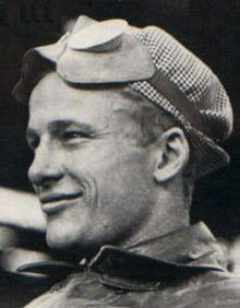 Howard Samuel Wilcox winner of the Indy 500 in  1919. b. Montgomery County, Indiana.