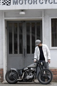 Photo. Bobber MotorcykelHarley Davidson ... c2a8d18c3e8a4