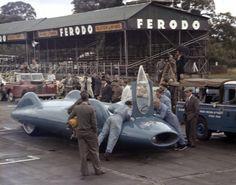 Bluebird CN7 in 1960