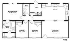81487074480755959 on 2 bedroom 1 bath mobile home plans