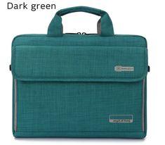 Big Capacity Nylon 14 Inch Laptop Handbag Black Shoulder Bag Protective Case Cover For Macbook Pro Air Reina Hp Sony Macbook Pro Cover, Macbook Case, Laptop Shoulder Bag, Black Shoulder Bag, Shoulder Bags, Laptop Messenger Bags, Laptop Bag, Nylons