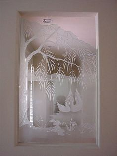 Swan Song Enclosed Partition