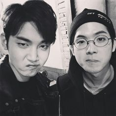 Jooyoung and Mad Clown