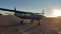 Airplane for skydiver Cessna Caravan Tandem Skydive Tandemmichl
