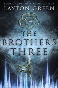 Have you ever wondered what it would be like to be plunged into a dangerous fantasy world? The Blackwood brothers from New Orleans are about to find out. Youngest brother Will dreams of escaping his mundane life as an apprentice contractor. Caleb is a…