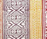 Beautiful handblock prints from anokhi in rajasthan.
