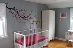 Project Nursery - Cherry blossom branch