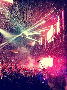 This is EDM Paradise for me