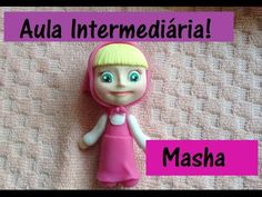 Aula Masha - Massas para Biscuit Raquel Fontinele - YouTube