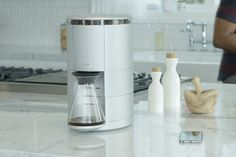 The Spinn coffee maker is high-tech, mess-free, and available for pre-order