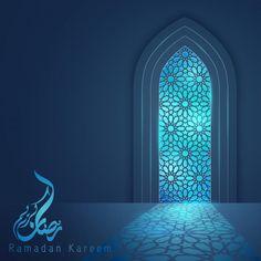 Ramadan kareem islamic vector greeting b. Images Wallpaper, Cute Wallpaper Backgrounds, Colorful Backgrounds, Framed Wallpaper, Black Texture Background, Geometric Background, Vector Background, Islamic Art Pattern, Arabic Pattern