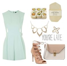 Sin título #47 by laura-bernaez on Polyvore featuring polyvore, fashion, style, Topshop, Office, 8, Alexis Bittar, Giani Bernini, Pelle and clothing