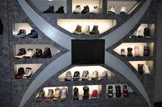 Sneaker Stores in Boston: X Squared