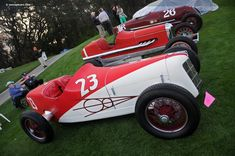Photographs of the 1935 Miller Ford Indy Car. Indy Car. Amelia Island Concours d'Elegance. An image gallery of the 1935 Miller Ford Indy Car.