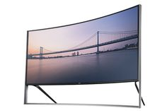 Samsung's curved, 105-inch 4K TV can be yours for just $120,000