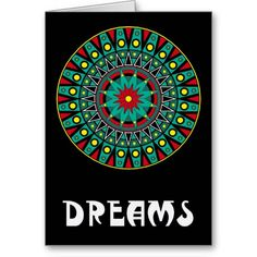 Dreams Greeting Card available at www.zazzle.com/stevebrownleeart