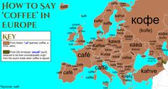 - maps-oe:   How to say coffee in europe with complete...