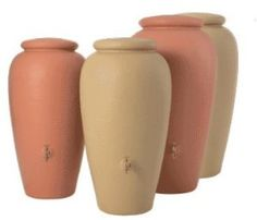 We have a superb collection of colorful and trendy water butts available in continental sizes. Visit our website to find out more.