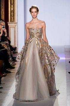 Zuhair Murad at Couture Spring 2013 - StyleBistro