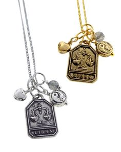 Need a gift for a #Libra friend? This necklace is on sale --> http://www.alisamichelle.com/ProductDetails.asp?ProductCode=lib087