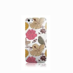 Birds Ornament Style iPhone iPhone 4 case iPhone 5 by VDirectCases