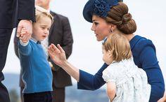 William e Kate in Canada, occhi puntati su George e Charlotte