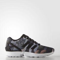 Adidas zx flujo suave w (Schwarz / weiß) zapatos Pinterest