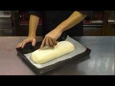 Pane comune con pasta madre (lievito naturale) ricetta - YouTube