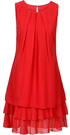 Wonderfully styled evening dress that is in a slight A-line shape and features a loose chiffon shell that is layered over a matching colour lining. This sl Fashion Dresses, Casual Dresses, Evening Dresses, Summer Dresses, Schneider, Fashion Sewing, Chiffon Dress, Dress Patterns, Blouse Designs