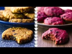 7 Healthy Cookies For Weight Loss Healthy Vegan Desserts, Healthy Cookies, Healthy Treats, Easy Healthy Recipes, Healthy Food, Healthy Eating, Apple Desserts, Vegan Sweets, Yummy Recipes