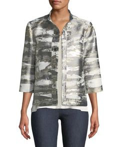 97f48ba8978ff Lord   Taylor Petite Tiffany Crinkle Button-Down Shirt