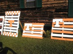 Tennessee pallet!