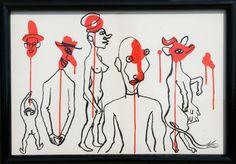 Alexander Calder | Circus 4, Lithograph