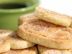 Recetas | Palmeritas sin gluten | Utilisima Gluten Free Sweets, Gluten Free Recipes, My Recipes, Cooking Recipes, Healthy Recipes, Donuts, Cookie Time, Sem Lactose, Foods With Gluten