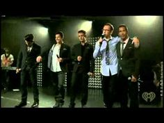 NKOTB iheartradio pt 2 - YouTube...Donnie's speech makes the camera angles bearable. ✌Just remember we love you, Jon!  I guess this was 5 days after the other video on this board.