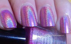 Perfect Holographic Nail Polish H8