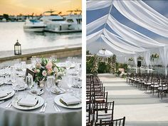 Balboa Bay Resort Newport Beach Weddings Orange County waterfront wedding reception venue 92663