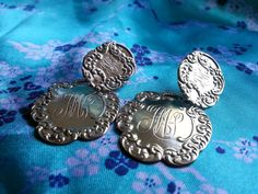Sterling Silver Beautiful Vintage Foree by xsoulsearchingx on Etsy, $199.99