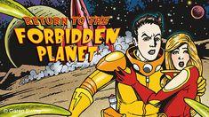 Return to the forbidden planet Shakespeare, Jukebox, Science Fiction, Planets, Comic Books, Comics, Sci Fi, Comic Book, Comic