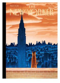 The New Yorker Cover - January 12, 2009