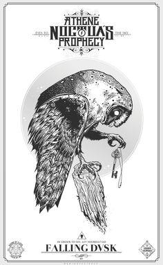 Athene Noctua's Prophecy (DARK-MATTER. SOON) by jfe.deviantart.com