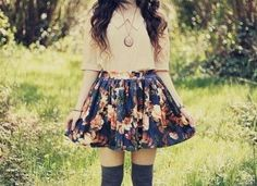 Everyday vintage outfit :)