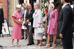 Lady Amelia Windsor, Viscount Severn, Flora Dress, Princess Alexandra, Royal Weddings, Civil Ceremony, Pink Mini Dresses, British Royals, Prince And Princess
