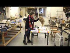 TateShots: Alison Wilding – Studio Visit - YouTube
