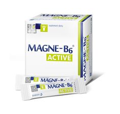 Teściki-Konkursiki: Magne-B6 Active