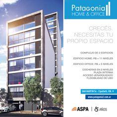 Fachada de PATAGONIA HOME & OFFICE en San Martín 54 de Cipolletti (Río Negro) Más información: www.patagonia2.com.ar