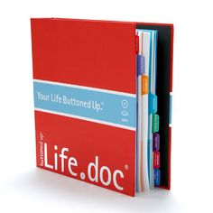 life organizer!