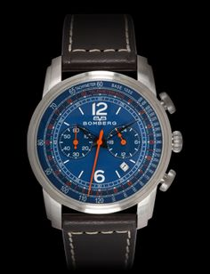 Amazing dial for the Semper ø42 Blue #Watches #Bomberg for #men https://www.bomberg-boutique.ch/en/semper/#watch_5 #luxury #menstyle #fashion #swiss